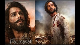 Shahid Kapoor FIRST LOOK As Maharawal Ratan Singh In Padmavati OUT