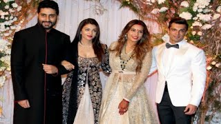 Bipasha Basu & Karan Singh Grover's WEDDING RECEPTION (VIDEO) | Red Carpet
