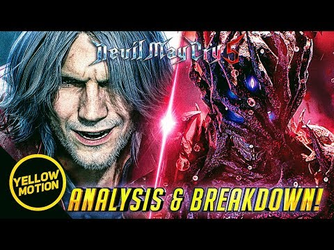 Xxx Mp4 DEVIL MAY CRY 5 Dante Back From Hell New Demon Villain Is Mundus Character Analysis Breakdown 3gp Sex