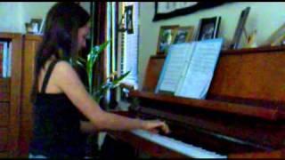11yo girl playing