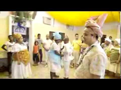 Run de Ayrá na Festa de Odé no Asé Ypondá RJ