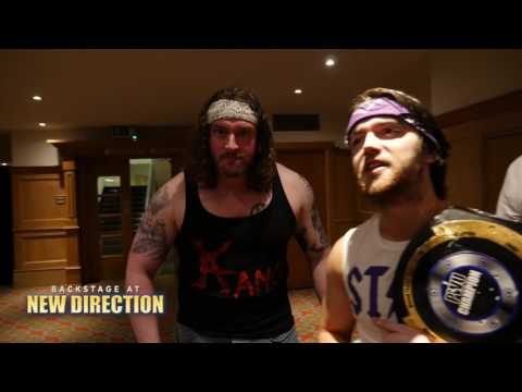 PWU New Direction airs on Facebook Live 14/03/2017 at 7pm