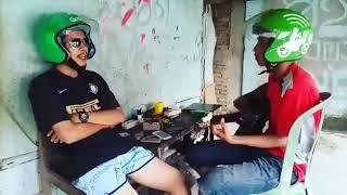 Lagu Pertikanan, grab gojek vs Bentor