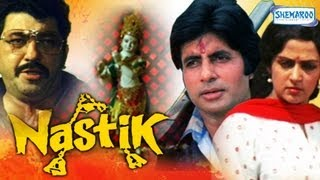 Nastik - Full Movie In 15 Mins - Amitabh Bachchan - Hema Malini