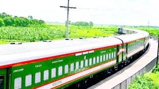 New Train Sonar Bangla Express Launched For Dhaka- Chittagong- Dhaka Route