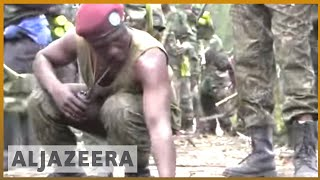 Congo army enters last major rebel stronghold