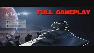 Death Star DLC - Full Battle Station Gameplay (Rebels)
