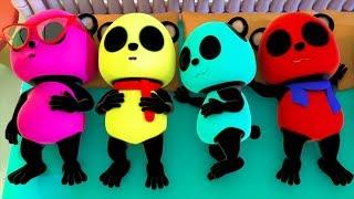 Ten In The Bed | Bao Panda | Kindergarten Nursery Rhyme For Toddlers | Song For Babies by Kids Tv