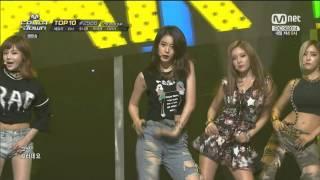 [HD 1080]141009 T-ara (티아라) - Sugar Free (슈가프리) + Ending @ Mnet's M! Countdown