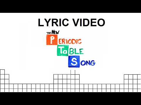 Download Periotic table song lyrics