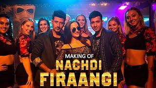 Making Of Nachdi Firaangi Song | Meet Bros, Kanika Kapoor | Elli Avrram | MB Music