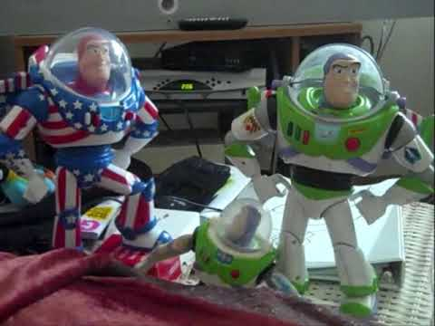 Buzz Lightyear Commercial Re Make