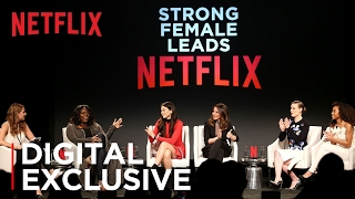 Strong Female Leads | There's Never Enough TV | Netflix