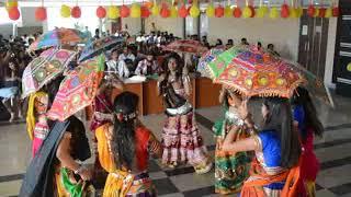 Dandiya Dhamaal during Navratra Festival