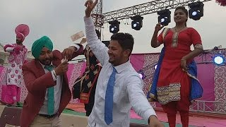 Best Wedding  indian Punjabi 2017 cricketer Lakhi  marriage with JaanMahal video friends