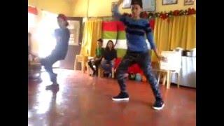 Matt Steffanina Choreography Dance Cover mash-up dance/ Music