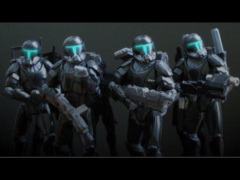 Star Wars Lore Episode LXXVI - Omega Squad (Legends)