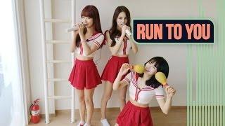 RUN TO YOU: FIESTAR(피에스타) _ I Don't Know(아무것도 몰라요) [ENG/JPN SUB]