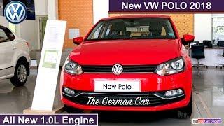 Volkswagen Polo 2018 | Polo 2018 Highline Interior,Exterior,Features | Polo 2018 1.0 Review