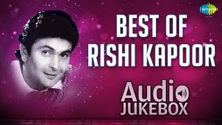 Best of Rishi Kapoor Superhits - Vol 1 | Jukebox (HQ) | Rishi Kapoor Hit Songs