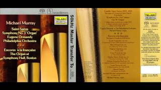 Saint-Saëns Symphony No 3 in C, Op 78,