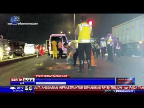 Seorang Polantas di Semarang Meninggal Dunia Saat Bertugas