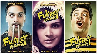 FUKREY RETURNS Very Excited Trailer And Add new 2017