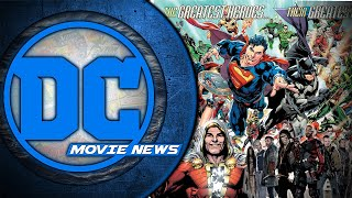 Warner Bros makes a huge DC announcement plus Suicide Squad and Shazam! - DC Movie News