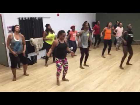 African Dance Intensive class with Coach Cass