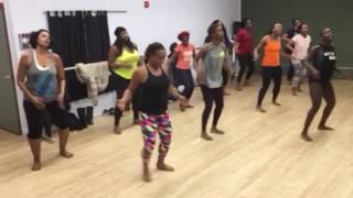 African Dance Intensive class with Coach Cass