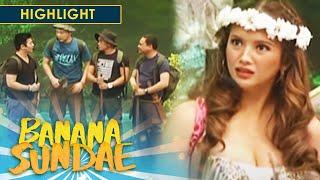 Banana Sundae: Ellen Adarna as Yvonne Adarna