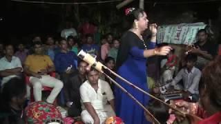 Bangla Baul Song (বাংলা বাউল গান) - tomar buke buk mishaile - Minu Dewan (মিনু দেয়ান) - Live Porda