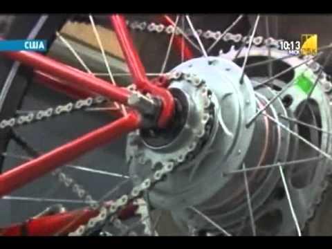 Велосипед своими руками с маховиком