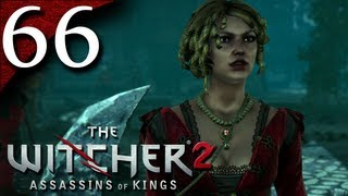 Let's Play The Witcher 2 [BLIND] - Part 66 - Brigida [Roche's Path]