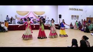 2017 Indian Wedding Dance by Groom Side    Family Reception Sangeet Wedding Dance Performance