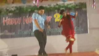 best comedy dance in 2017 -দিনেতে  সূর্য ভালো,চান্দেরি আলো না...  @Nipu Tushar89