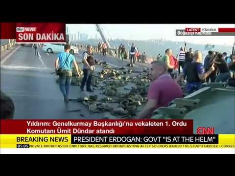 Xxx Mp4 Turkey Coup Civilians Swarm Tanks In Istanbul 3gp Sex