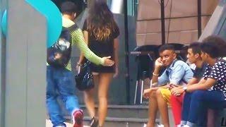 Funny Ass Slap Prank ♦ Blind Guy Slaps Sexy Ass ♦ Top Pranks 2015