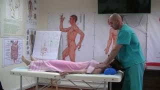 Лимфо дренажный массаж. Мастер класс 12 ноября