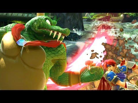 KING K. ROOL IS SO OVERPOWERED Super Smash Bros. Ultimate – Aaronitmar