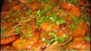 Garlic Butter Shrimp with Sprite (Pinoy) || Chel Javier #15