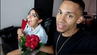 I FINALLY ASKED HER OUT!
