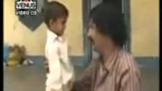 funny video ek rupiya (little boy)
