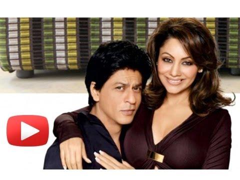 Shahrukh Khan And Gauri Khan Indulge In Illegal Activity ?