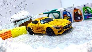 Hot Wheels Car Wash