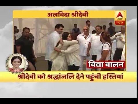 Xxx Mp4 Vidya Balan Cries Her Heart Out After Watching Sridevi 3gp Sex