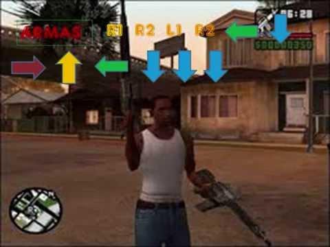 TRUCOS DE GTA SAN ANDREAS PARA PS2 EPICOOO 1