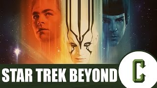 Star Trek Beyond Review with Movie Costumes and Props