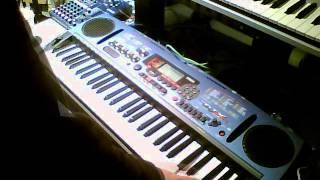 Yamaha DJX demo of features