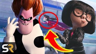 10 Dark Theories About The Incredibles That Will Ruin Your Childhood